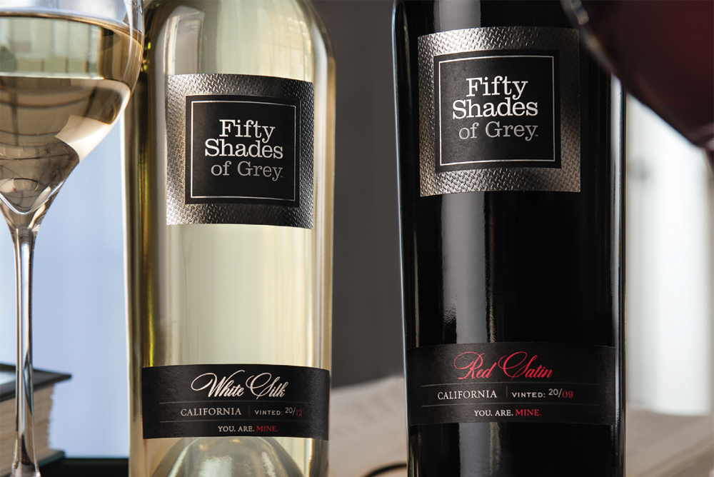 About Fifty Shades of Grey Wine