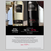 National Sell Sheet for Fifty Shades of Grey WIne